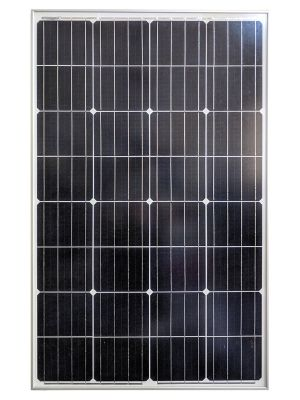 SHG 120W Fixed Monocrystalline Solar Panel
