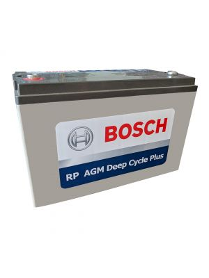 120AH Bosch AGM Glass Battery ***PICK UP ONLY***