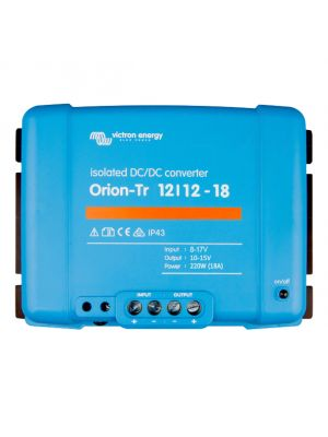 Victron Orion-Tr 12/12-18A (220W) Isolated DC-DC converter