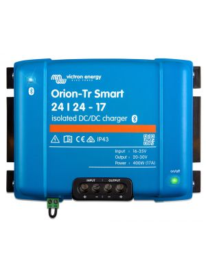 Victron Orion-Tr Smart 24/24-17A (400W) Isolated DC-DC charger