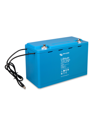 Victron 100Ah 12V LiFePO4 Lithium Ion Battery